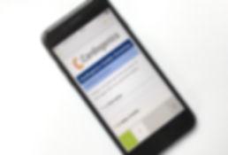 Online screening questionnaire