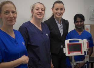 Irish hospitals choose VitaScan PD