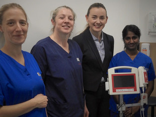Irish hospitals choose VitaScan PD