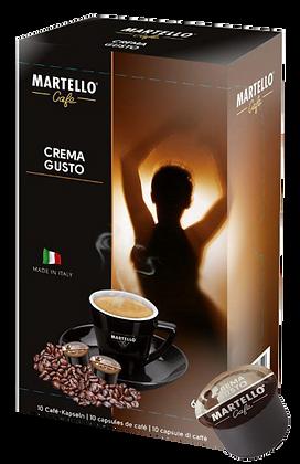 קרמה גוסטו - Crema gusto
