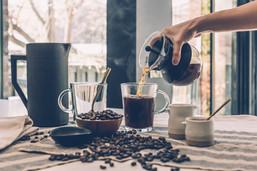 קפה שותים באהבה