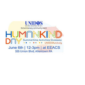 Humankind Day - June 6th 10am - 3pm
