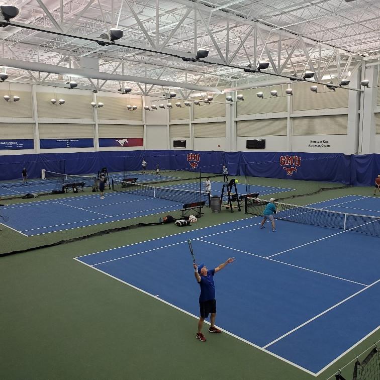 Balls In (doors) Summer Tennis Event