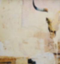 Jessica Voelker, Steer, Mixed Media Art, Monroe, Seattle, Artist, Painting