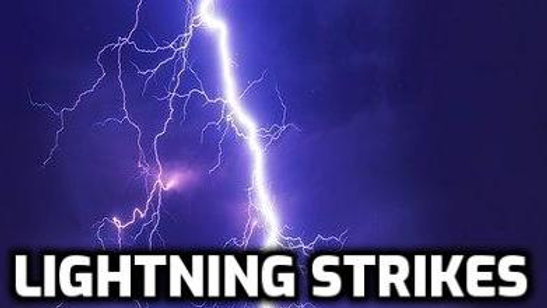 Lightning Strikes