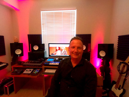 New website for Jed Demlow Productions