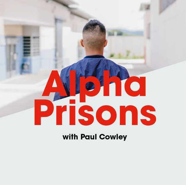 Alpha in Prisons
