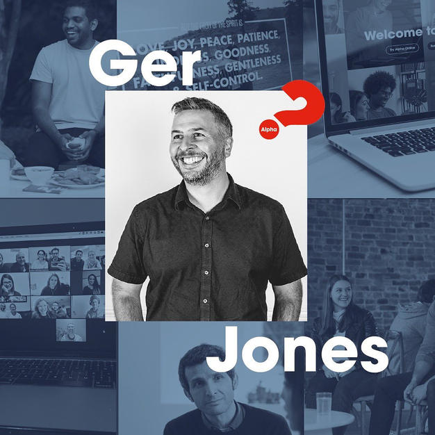 Ger Jones Roundtables