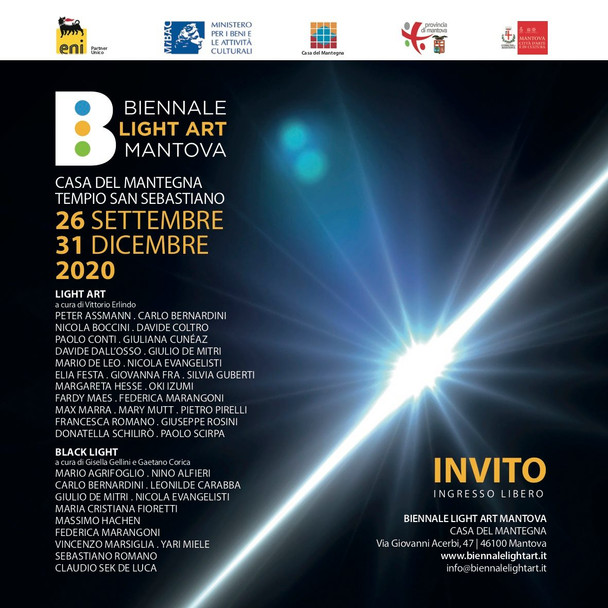 BIENNALE LIGHT-ART