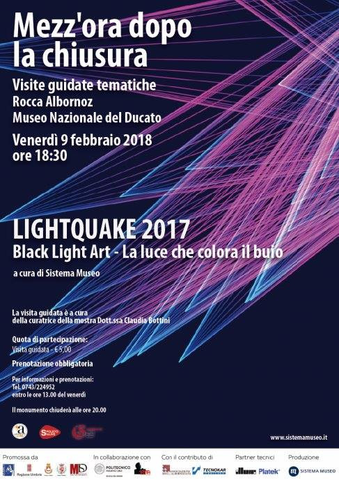 LIGHT QUAKE 2017