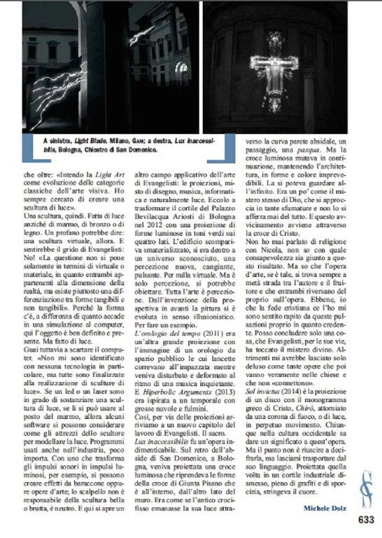 Michele Dolz - Studi Cattolici - 643 - 2