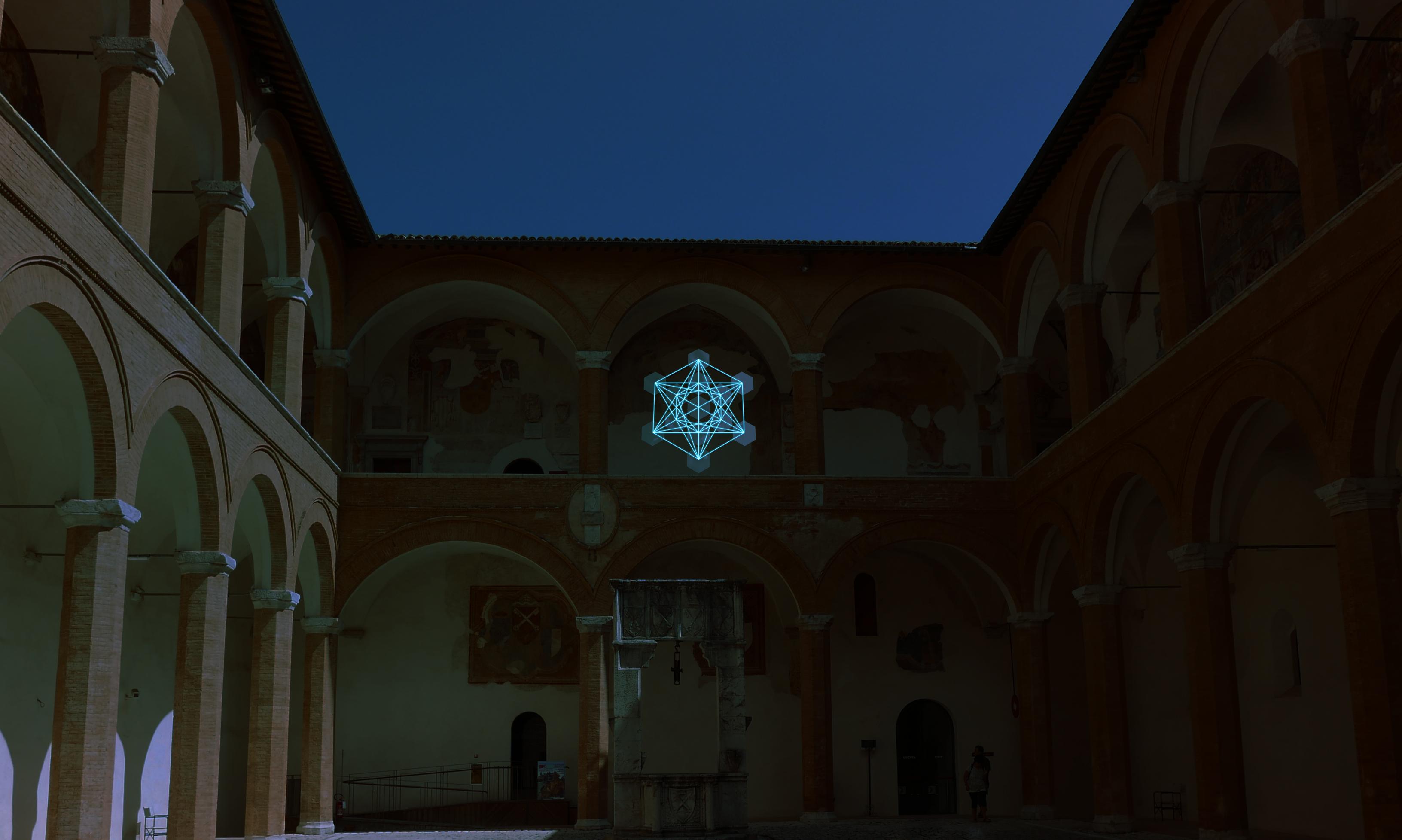 HEXAGONES rendering spoleto