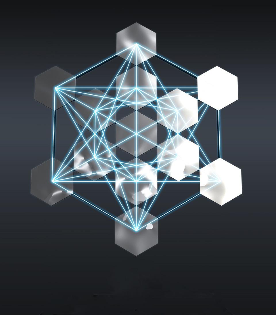 Hexagones Nicola Evangelisti