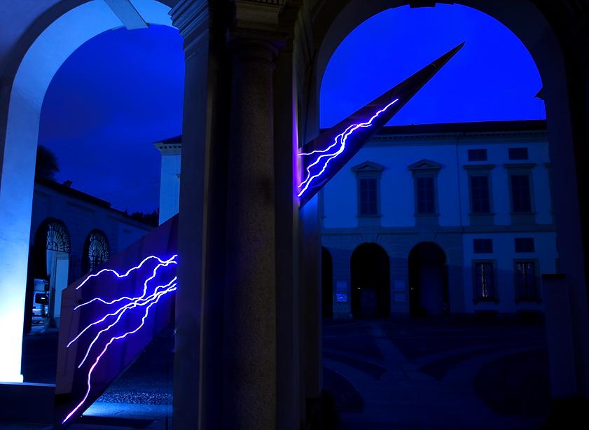 Light Blade - 2009 - Villa Reale _ Milan
