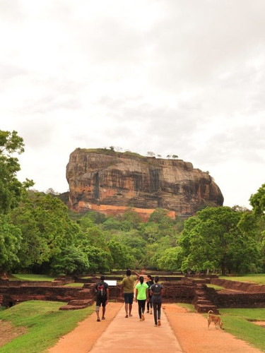 Sigiriya Lion's Rock Ascent