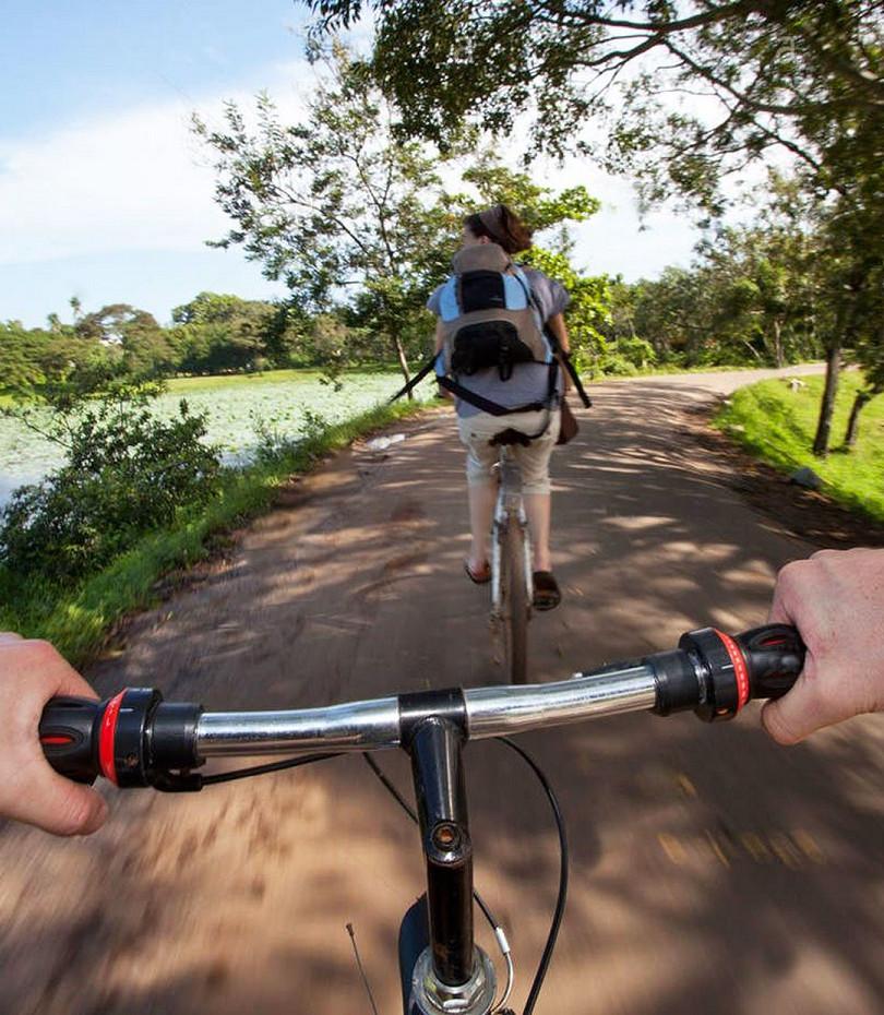 Polonnaruwa Bike Ride The Medieval City