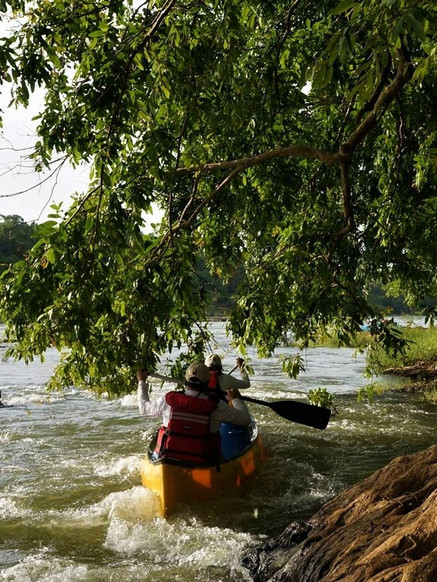 Mahaweli Canoe River Drifting Expedition