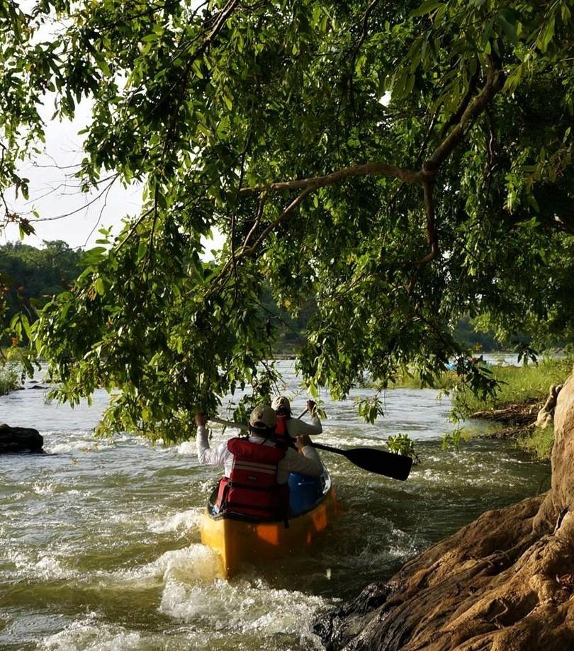 Mahaweli Canoe River Drifting Expedition
