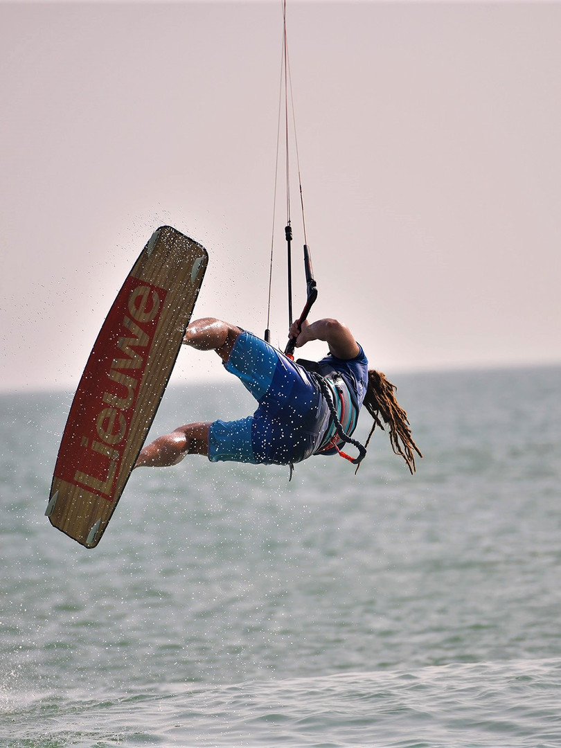 Vayu Kitesurfing Resort Mannar & Adam Bridge