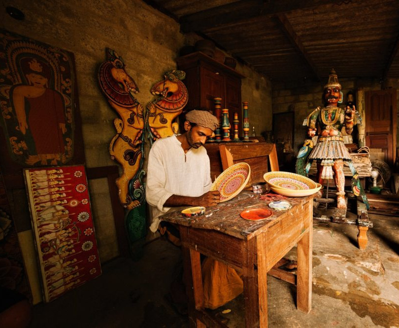 Discover Ambalangoda with Janaka