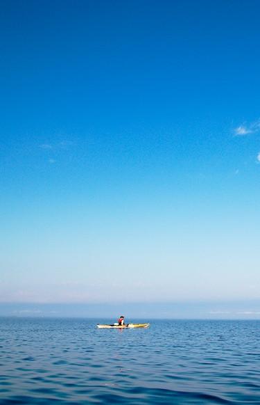 Sea Kayaking Weligama Coastline