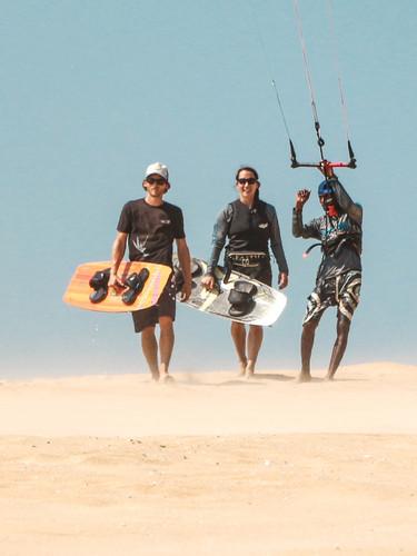 Element Resort Kappalady Lagoon Kite Rides