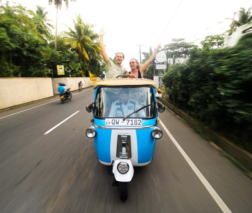 Tuk Tuk Colombo Safari