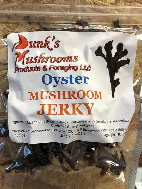 Mushroom Jerky, Oyster