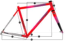 baroodeur bicycle frame geometry
