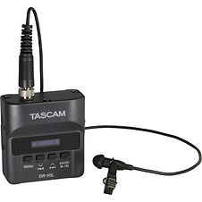Tascam DR-10L Digital Audio Recorder wit