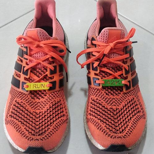 Koşucu Ayakkabı Tag Charm Aksesuar