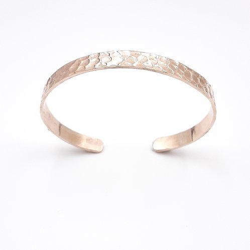 925 Ayar Gümüş El işi Dövme Unisex Siyah Şeritli Gümüş Kelepçe Bileklik