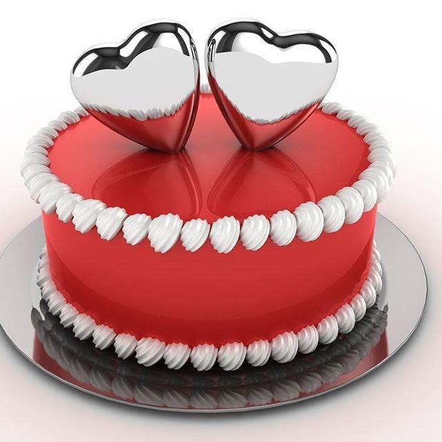 Valentine konkurranse__Har du lyst til å vinne en flott valentine kake til onsdag 14