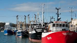 Howth Fishing Boats.