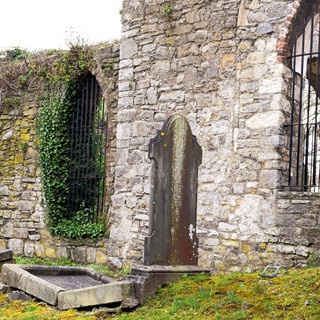 St Canice's Abbey