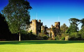 Malahide Castle, Co. Dublin, Ireland
