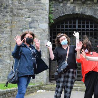 Dublin Ladies Tour Group