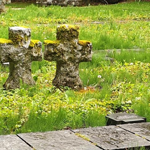 The German Cemetery in Glencree