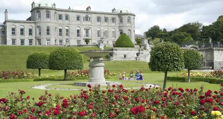 Powerscourt House & Gardens, Wicklow, Ireland