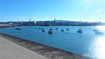 Dun Laoghaire Harbour