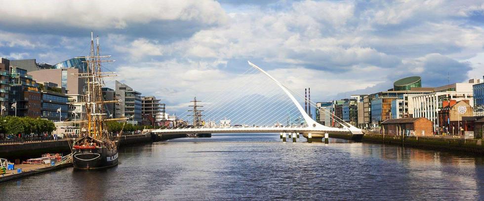 Samual Beckett Bridge