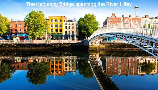 The Halfpenny Bridge