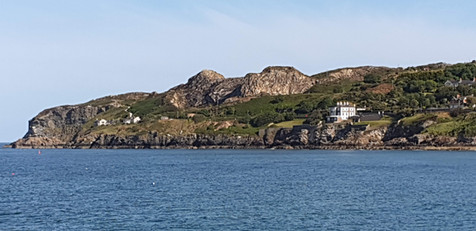Howth Cliff View
