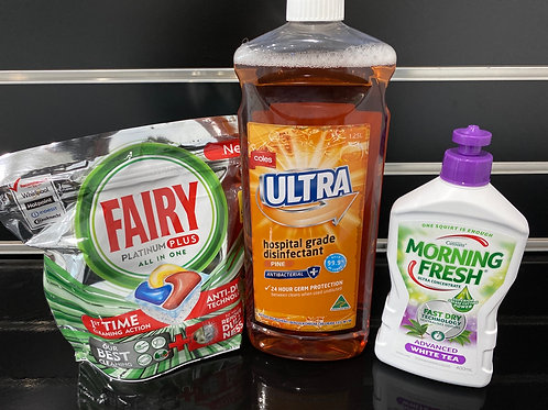Kitchen Cleaning Pack
