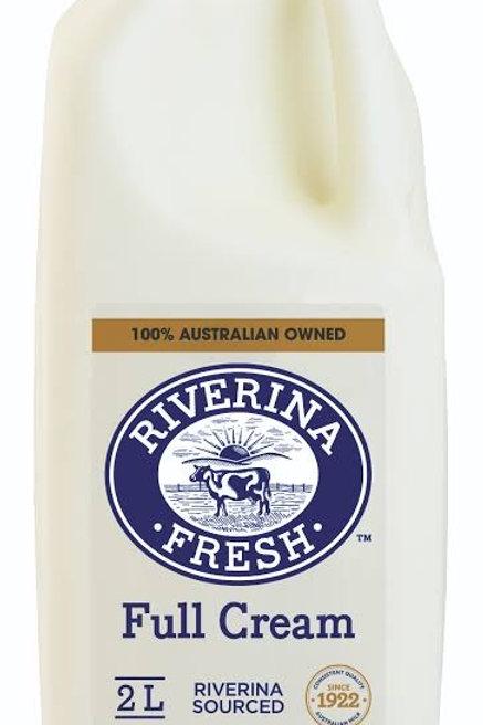 Milk Full Cream 2L