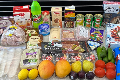 $55 Family Hamper 2 - Pick up ALL SITES for week starting 9th March