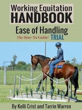 Working Equitation Handbook: Ease of Handling Trial
