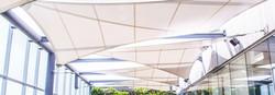 Toldos de lona tipo velaria para terraza en Guadalajara