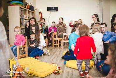 Семейный клуб Морошка Пушкин