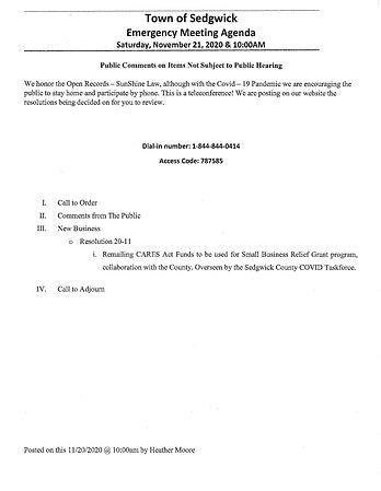 11.21.20 Emergency Meeting Agenda_Page_1